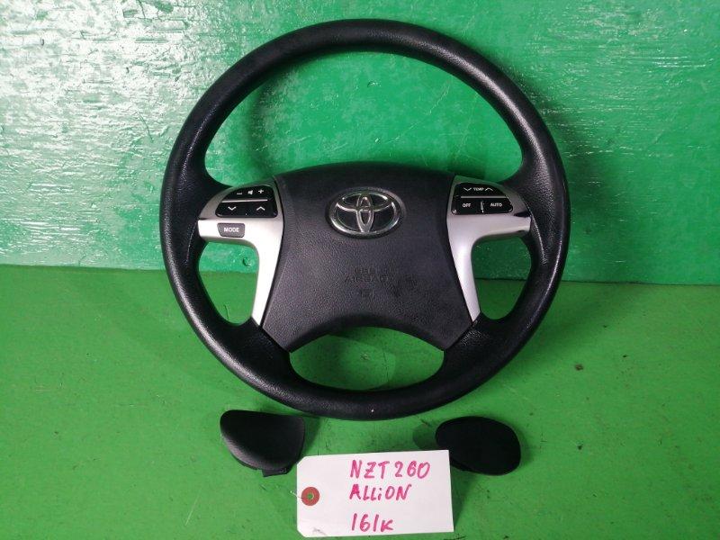 Руль Toyota Allion NZT260 2013 (б/у)