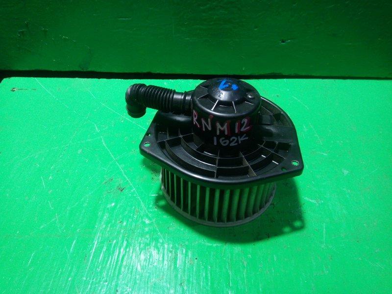 Мотор печки Nissan Liberty M12 (б/у) N1