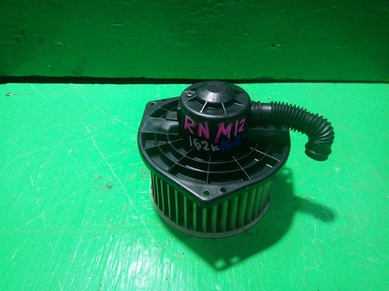 Мотор печки Nissan Liberty M12 (б/у)