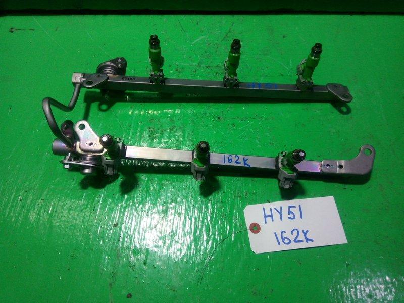 Форсунки комплект Nissan Fuga HY51 VQ35 (б/у)