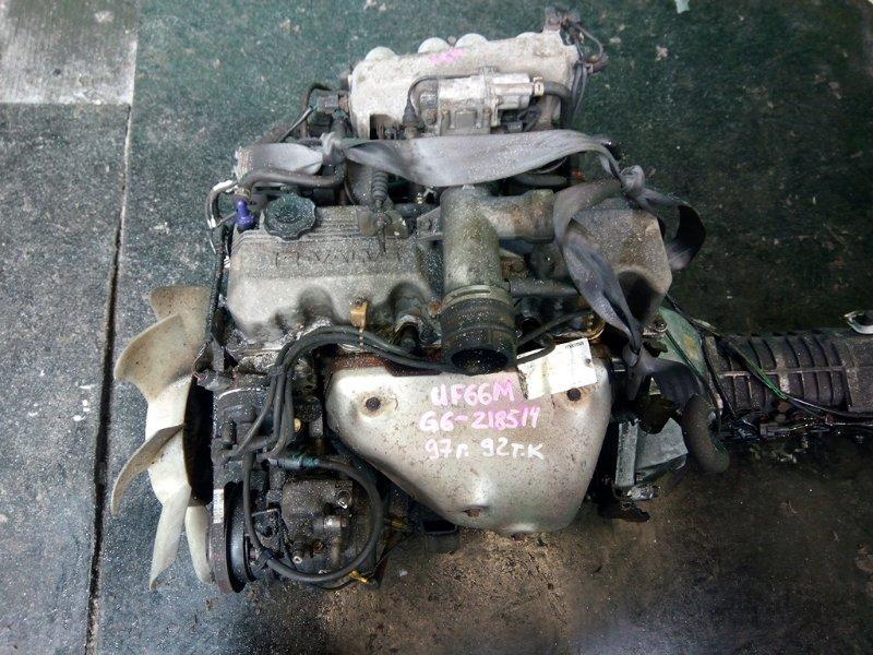 Двигатель Mazda Proceed UF66M G6 1997 (б/у)