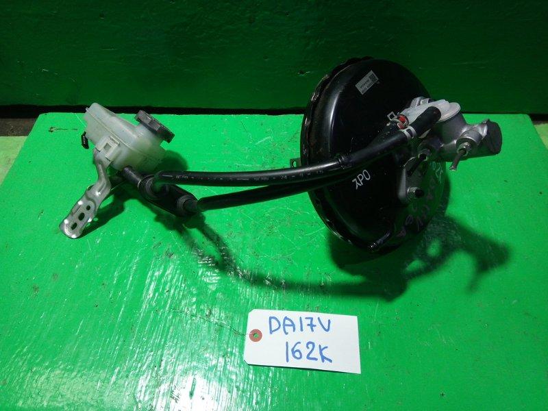 Главный тормозной цилиндр Suzuki Every DA17V R06A (б/у)