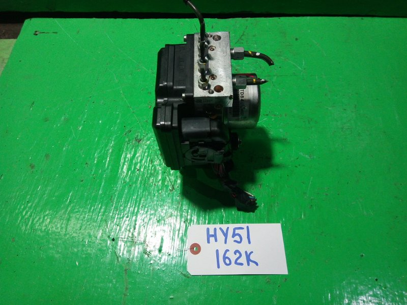 Блок abs Nissan Fuga HY51 VQ35 (б/у)