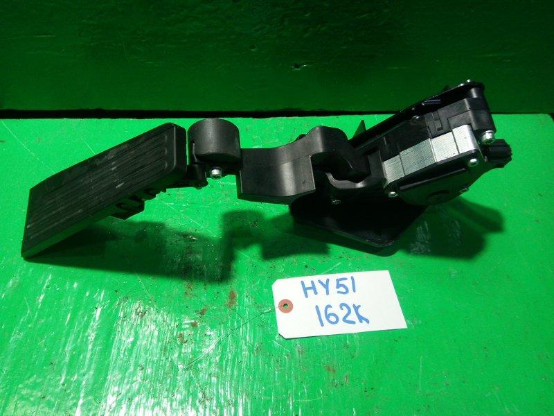Педаль газа Nissan Fuga HY51 VQ35 (б/у)