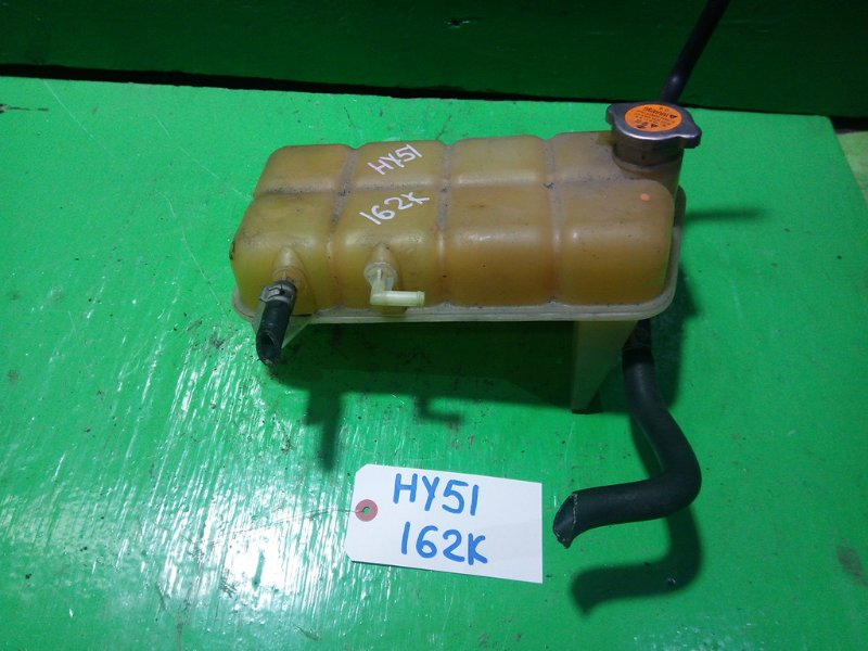 Бачок расширительный Nissan Fuga HY51 VQ35 (б/у)