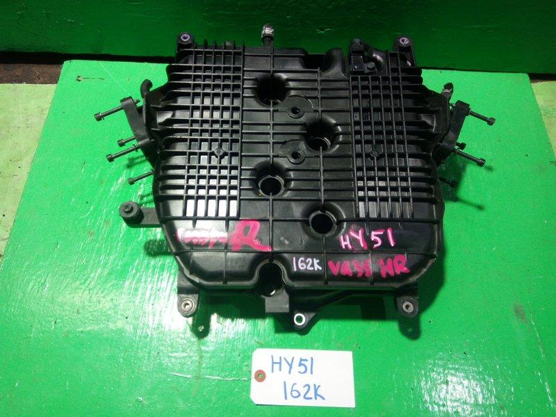 Коллектор впускной Nissan Fuga HY51 VQ35 (б/у)