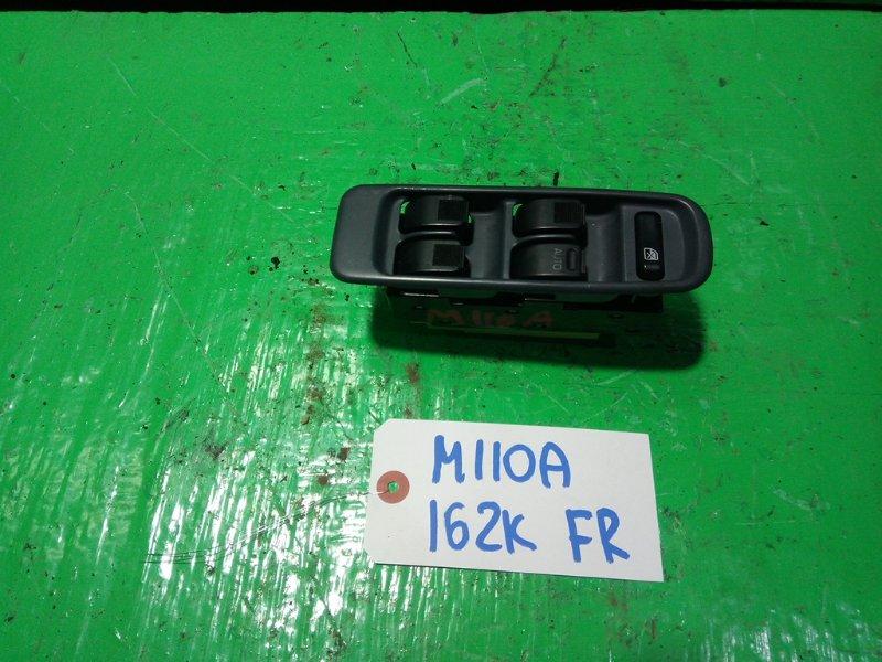 Блок упр. стеклоподьемниками Toyota Duet M110A передний правый (б/у)
