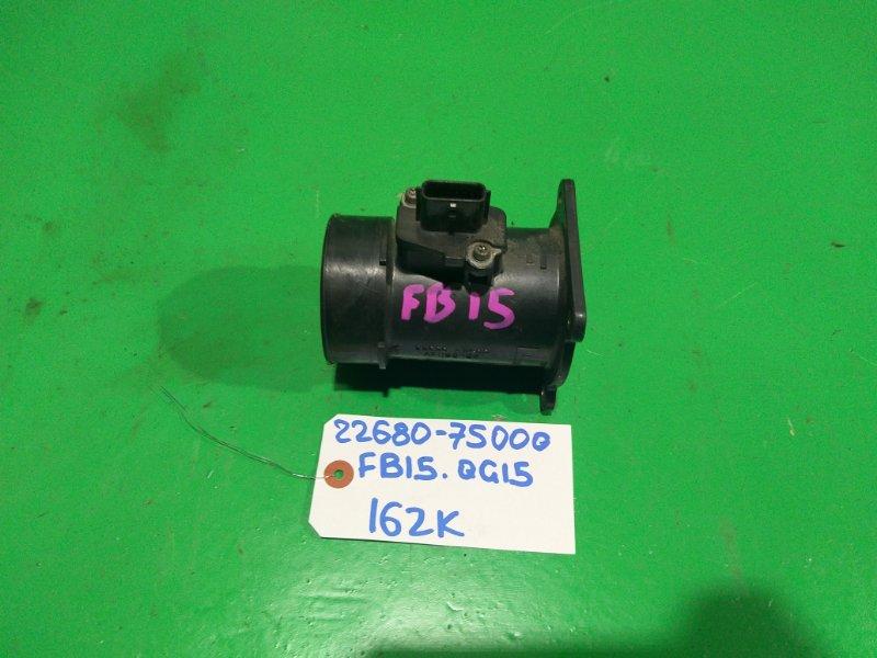 Датчик потока воздуха Nissan Sunny FB15 QG15-DE (б/у)