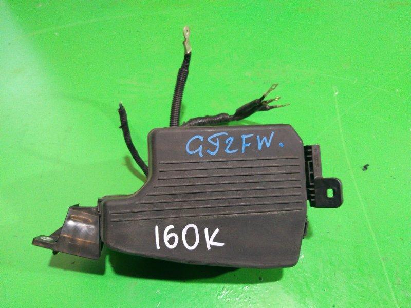 Коробка предохранителей Mazda Atenza GJ2FW (б/у)