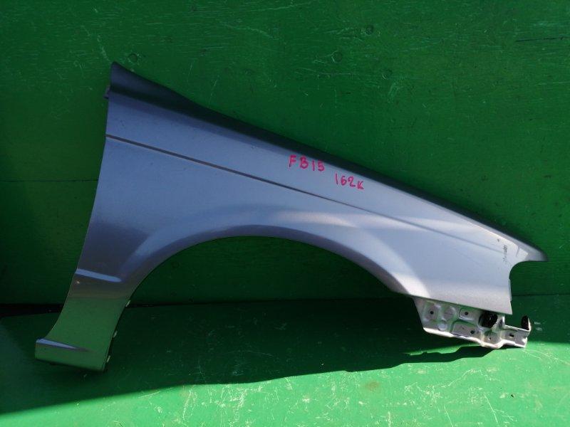 Крыло Nissan Sunny FB15 переднее правое (б/у)