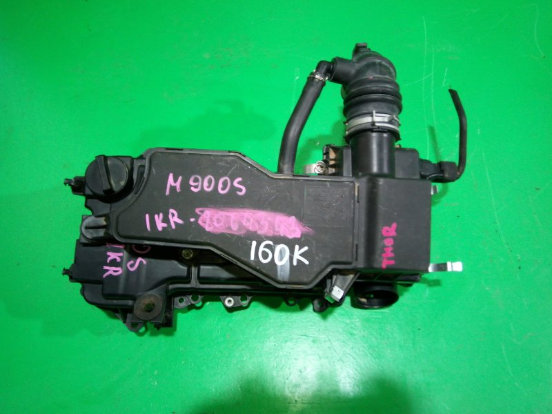 Клапанная крышка Daihatsu Thor M900S 1KR-FE (б/у)