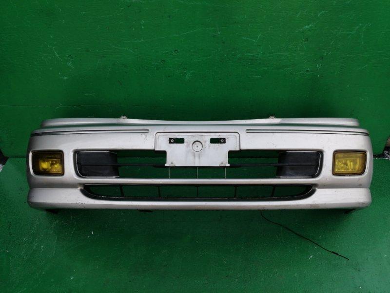 Бампер Nissan Presage U30 передний (б/у)