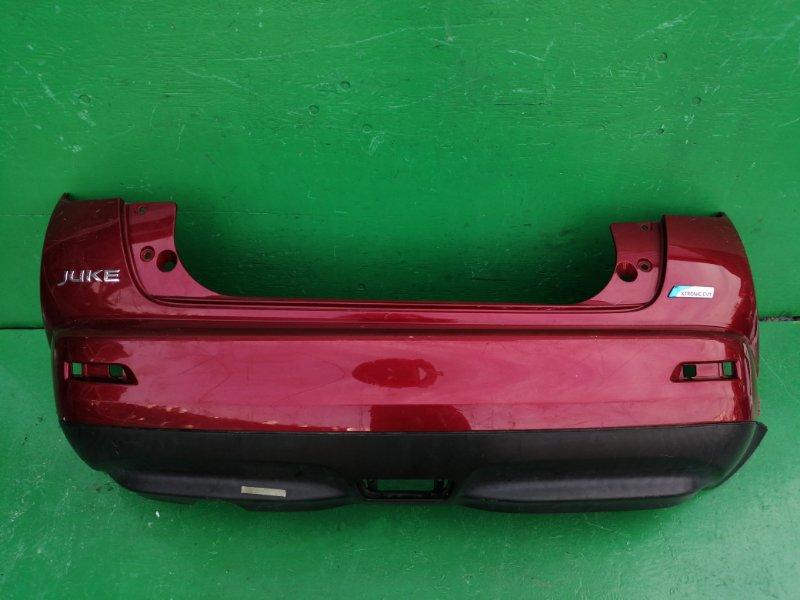 Бампер Nissan Juke F15 задний (б/у)