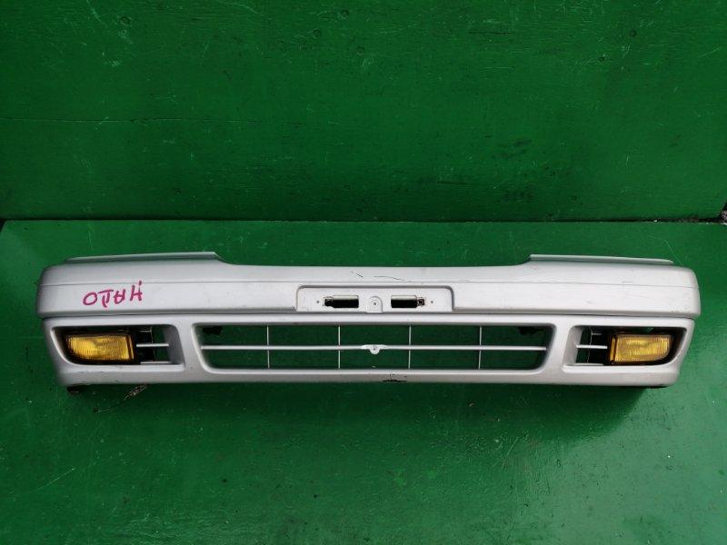 Бампер Toyota Crown Comfort SXS13 передний (б/у)