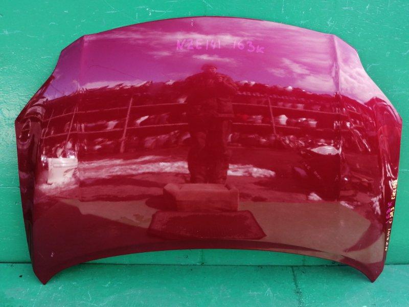 Капот Toyota Fielder NZE141 (б/у)