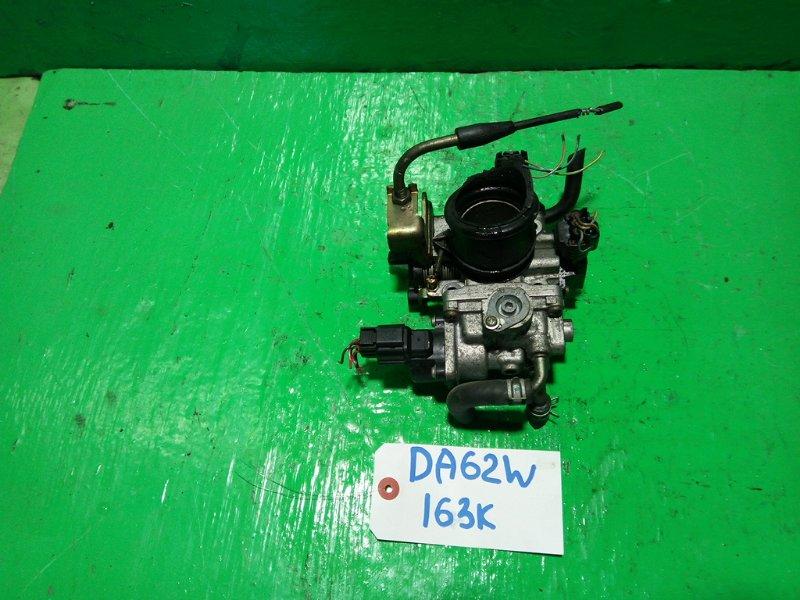 Дроссельная заслонка Suzuki Every DA62W K6A (б/у)