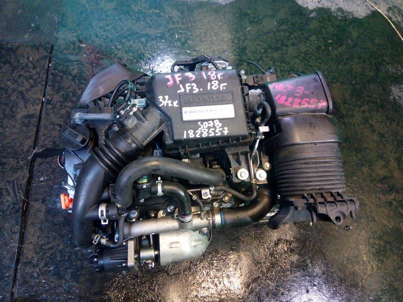 Двигатель Honda N-Box JF3 S07B 2018 (б/у)