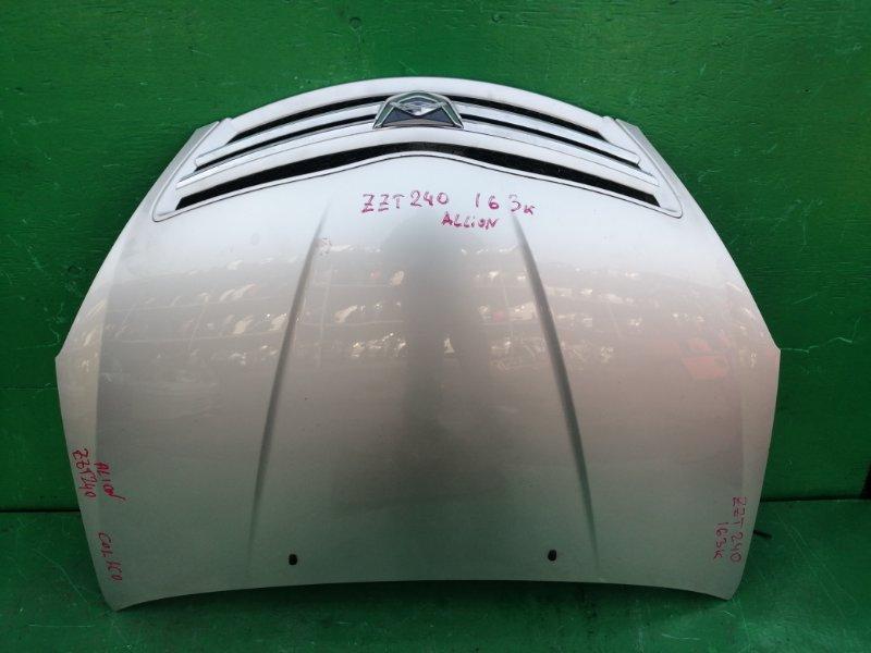 Капот Toyota Allion ZZT240 (б/у)