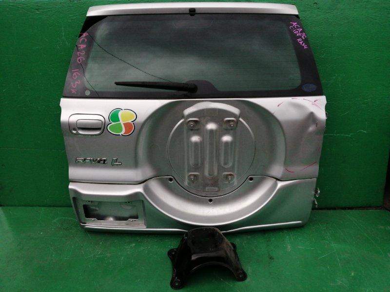 Дверь задняя Toyota Rav4 ZCA26 (б/у)