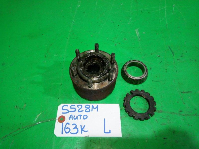 Лок Mazda Bongo SS28M левый (б/у)