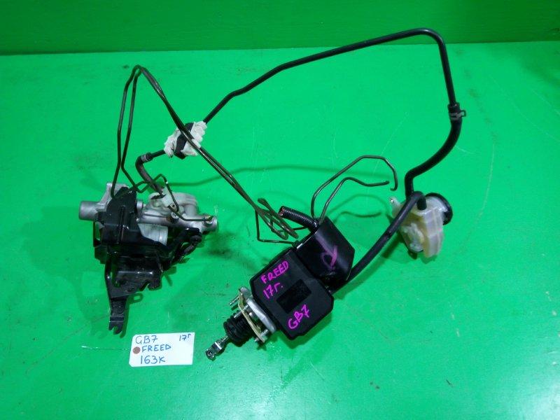 Главный тормозной цилиндр Honda Freed GB7 (б/у)
