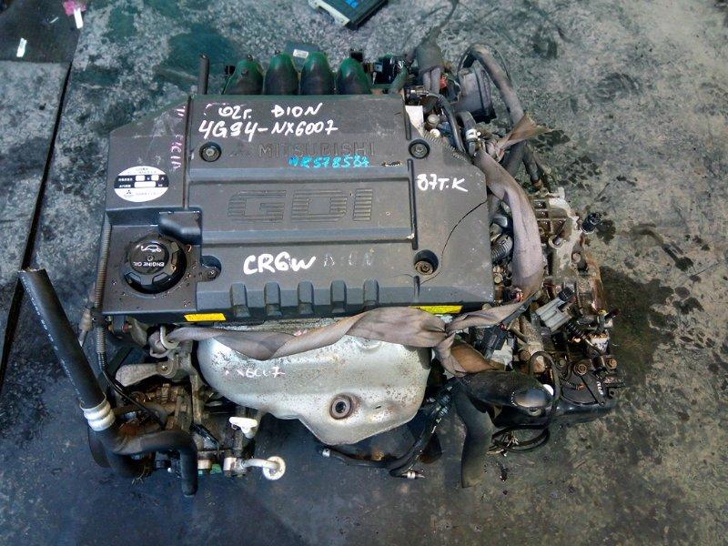 Двигатель Mitsubishi Dion CR6W 4G94 2002 (б/у)