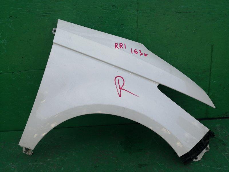 Крыло Honda Elysion RR1 переднее правое (б/у)