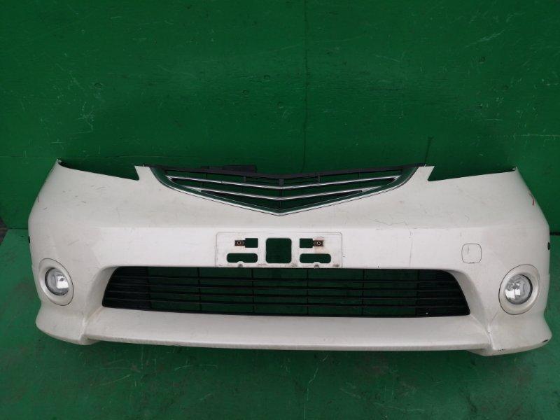 Бампер Honda Elysion RR1 передний (б/у)