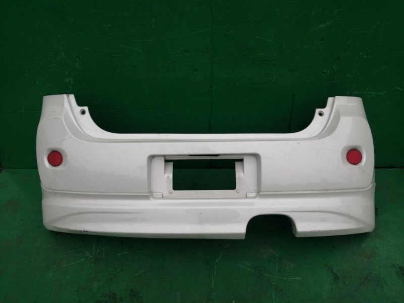 Бампер Toyota Porte NCP141 задний (б/у)