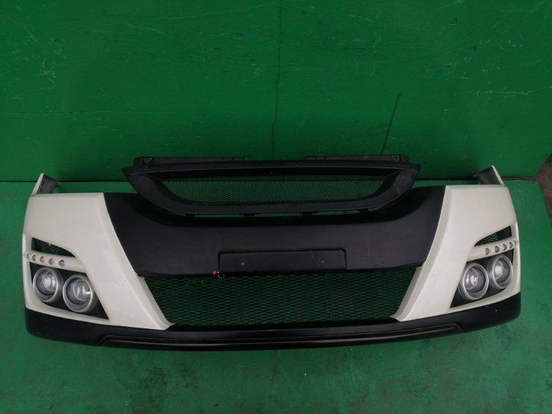 Бампер Honda Odyssey RB1 передний (б/у)