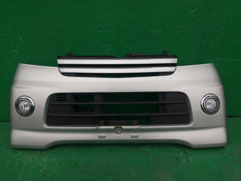 Бампер Daihatsu Atrai S330G передний (б/у)