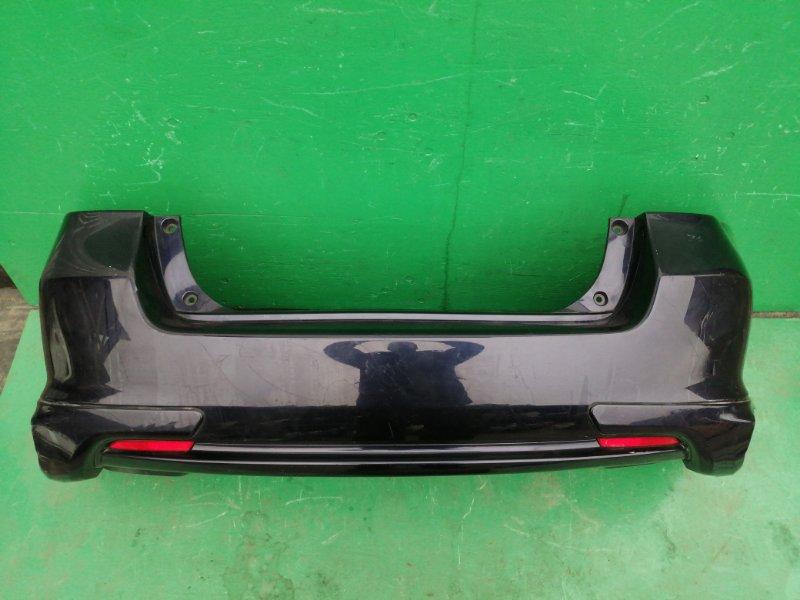 Бампер Honda Insight ZE2 задний (б/у)