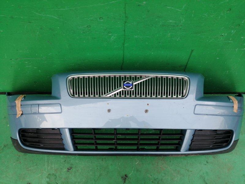 Бампер Volvo V50 MW38 передний (б/у)