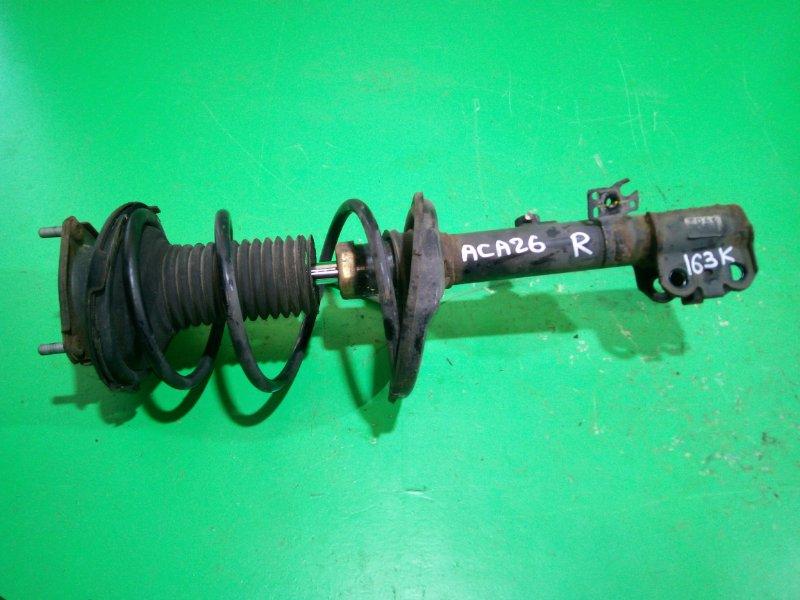 Стойка Toyota Rav4 ZCA26 передняя правая (б/у)