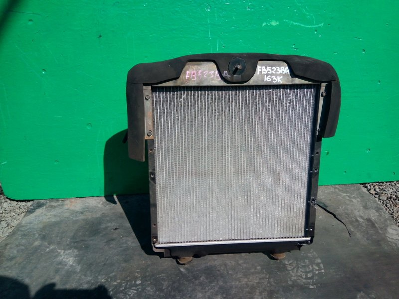 Радиатор основной Mitsubishi Canter FB523BA (б/у)