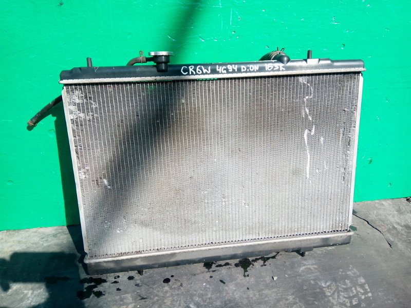 Радиатор основной Mitsubishi Dion CR6W 4G94 (б/у)