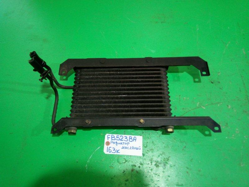 Радиатор масляный Mitsubishi Canter FB523BA (б/у)