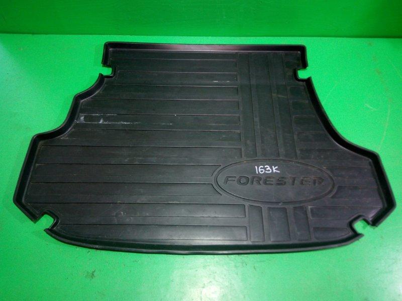 Коврик багажника Subaru Forester SG5 (б/у)