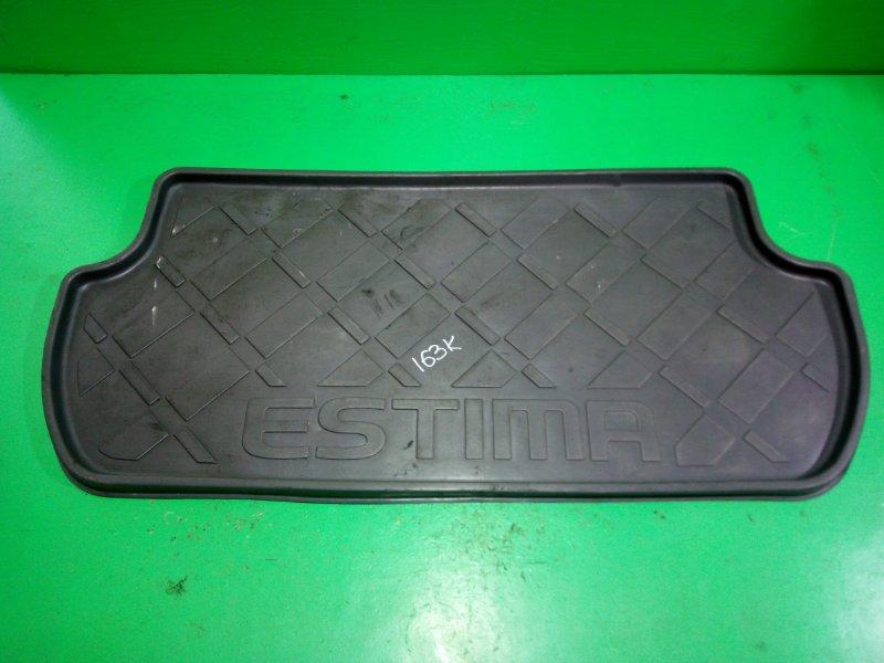 Коврик багажника Toyota Estima (б/у)