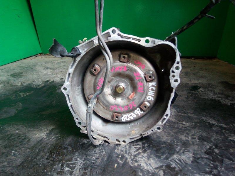 Акпп Toyota Granvia KCH16 1KZ-TE (б/у)