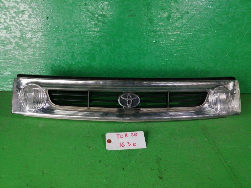 Решетка радиатора Toyota Emina TCR20 (б/у)