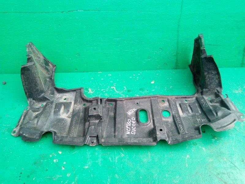 Защита двигателя Toyota Succeed NCP160 (б/у)