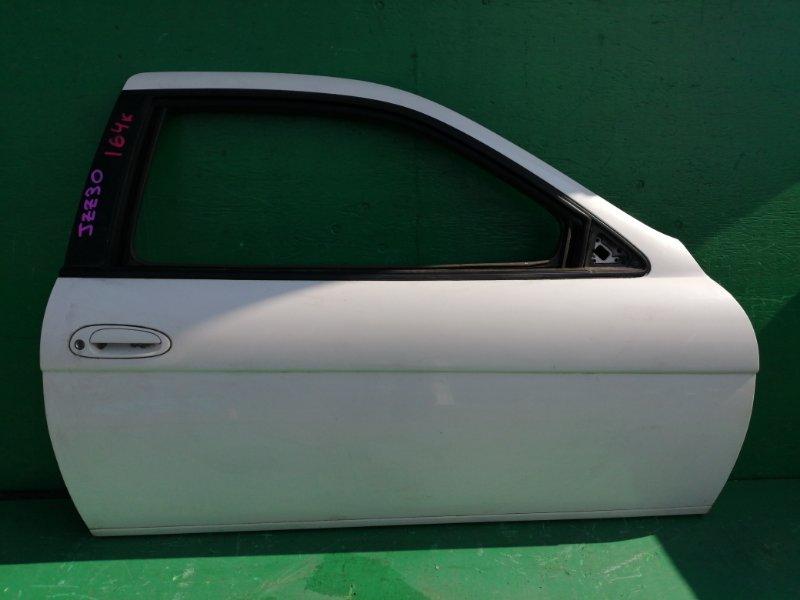 Дверь Toyota Soarer JZZ30 передняя правая (б/у)