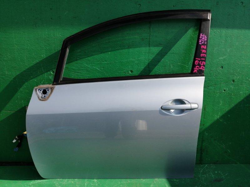 Дверь Toyota Auris ZRE154 передняя левая (б/у)