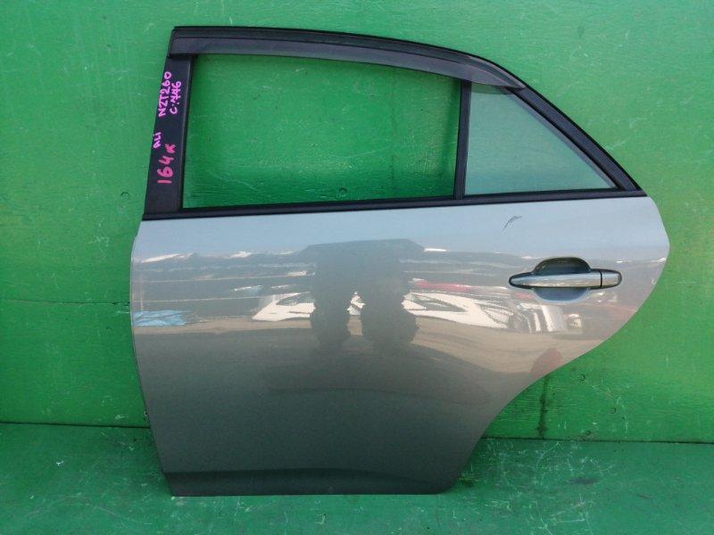 Дверь Toyota Allion NZT260 задняя левая (б/у)