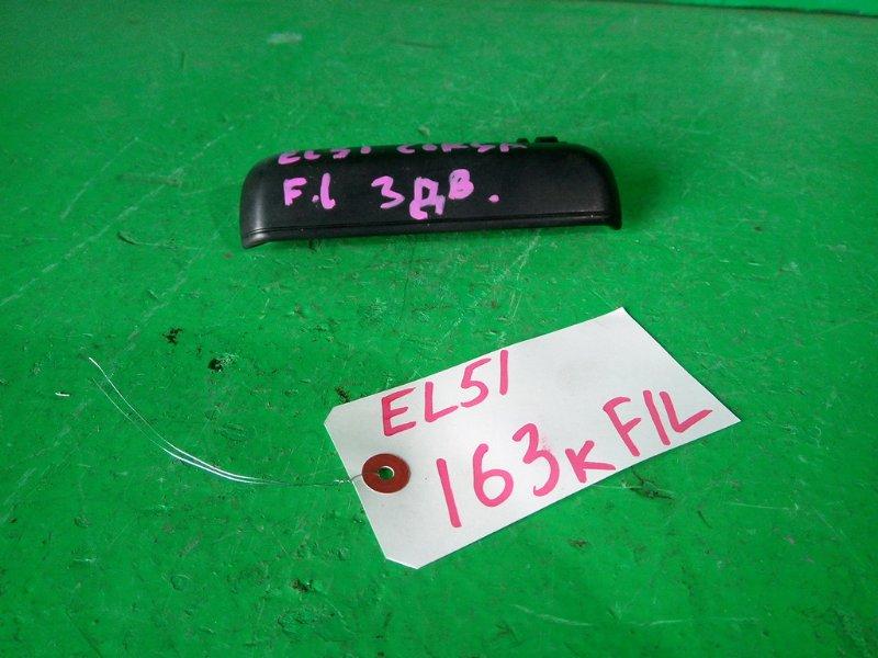 Ручка двери внешняя Toyota Corsa EL51 передняя левая (б/у)