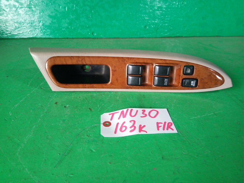 Блок упр. стеклоподьемниками Nissan Presage U30 передний правый (б/у)