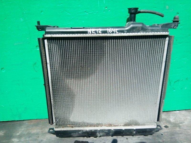 Радиатор основной Nissan Note E12 (б/у)