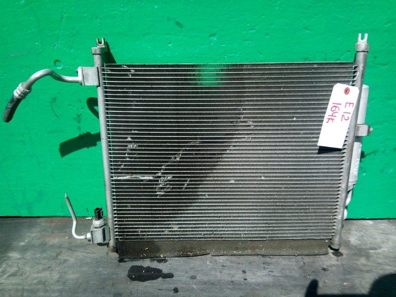 Радиатор кондиционера Nissan Note E12 (б/у)