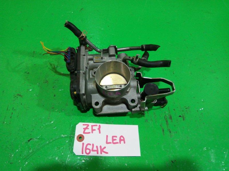 Дроссельная заслонка Honda Cr-Z ZF1 LEA (б/у)